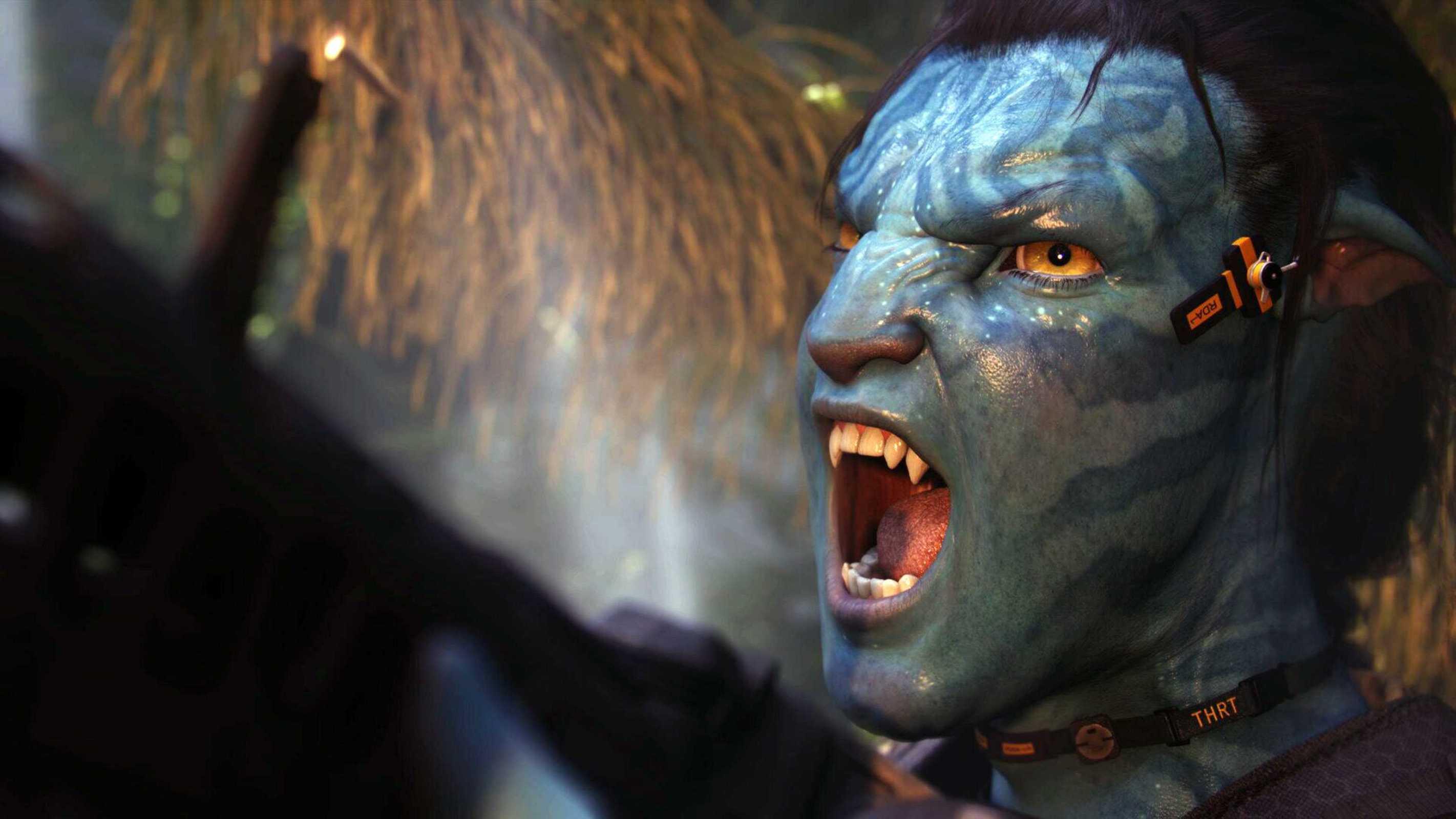 Avatar 3d só para um tv