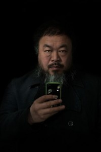 Portrait of Ai Wei Wei