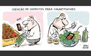 charge folha