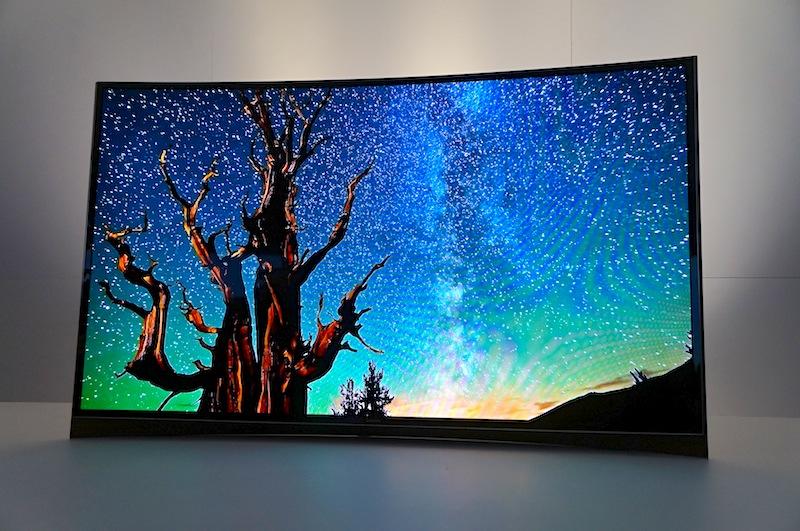 SamsungCurvedOLEDTV