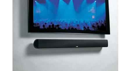 TV com soundbar