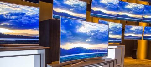 estande TVs