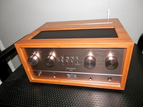 iFi Retro Stereo 50 front