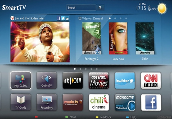 O Smart TV da Philips – Orlandobarrozo blog br